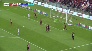 Serie A, Salernitana-Empoli 2-4: video, gol e highlights