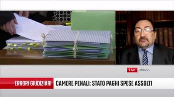 Tirelli, proposta per far pagare allo Stato le spese legali di chi viene assolto