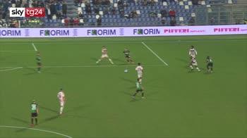Serie A, Sassuolo-Venezia 3-1: video, gol e highlights