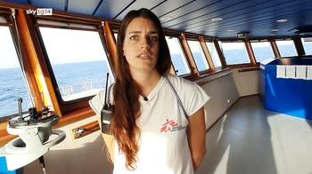ERROR! Julie Melichar, esperta di Affari Umanitari: la Libia non � un porto sicuro