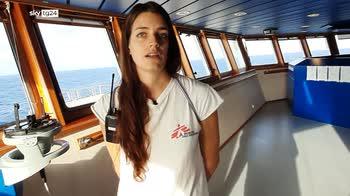 Migranti, nave Msf soccorre 367 persone, sparito un gommone