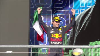 f1 canale 207 shaq coppa vincitore 22.51 (tutto il podio)