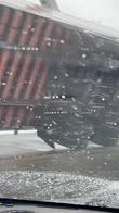 Maltempo California, il vento ribalta camion. VIDEO