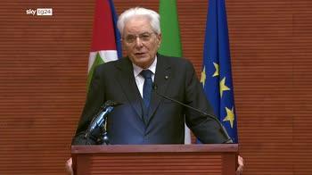 ERROR! Mattarella a Foggia, il Paese ha bisogno di un rilancio