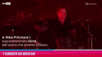 VIDEO Green Day, 7 curiosità su di loro