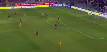 Il gol di Franco Vazquez, Reggina-Parma
