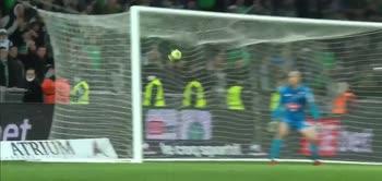 Il gol di Khazri, St. Etienne-Angers