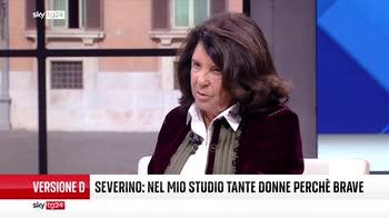 Versione D, Maria Latella intervista Paola Severino