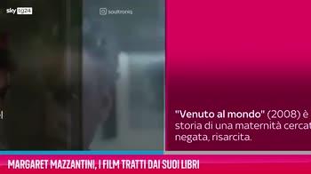 VIDEO Margaret Mazzantini, i film tratti dai suoi libri