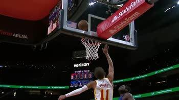 NBA, i 32 punti di Trae Young contro Detroit