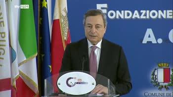 ERROR! Draghi: giovani sono al centro dell'azione di governo