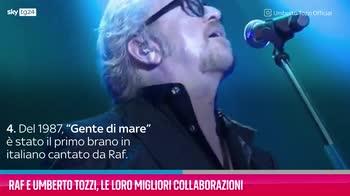 VIDEO Raf e Umberto Tozzi, le loro migliori collaborazioni