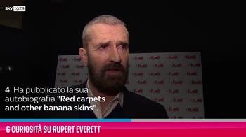VIDEO Rupert Everett, 6 curiosità sull'attore