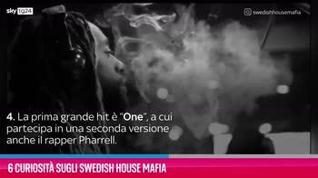 VIDEO Swedish House Mafia, 6 curiosità su di loro