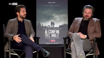 Ai confini del male, le interviste. Sky Cinema dal 1 novembre