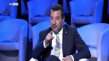 ERROR! Ddl Zan, Salvini: affossata arroganza di Letta