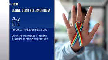 Ddl Zan, tempi lunghi per nuova legge omofobia