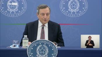 ERROR! Manovra, Draghi: non mi aspetto sciopero dei sindacati