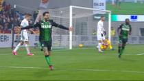 Sassuolo Roma 4 2 Gol E Highlights Della Partita Di Serie A