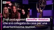 VIDEO Friends, reunion a sorpresa agli Emmy 2020